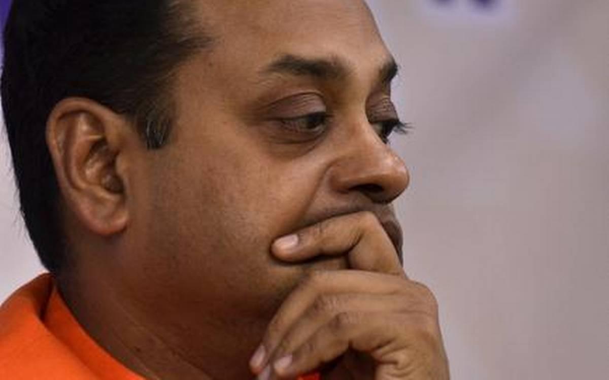 BJP के राष्ट्रीय प्रवक्ता पर कोरोना का कहर, अस्पताल में भर्ती